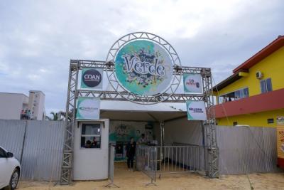 Bloko VERDE praia da JAGUA