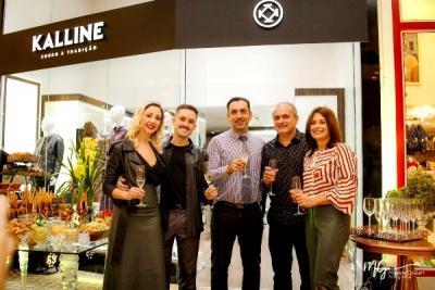 Inauguração Kalline Couro e Tradição - Farol shopping