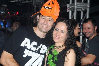 Festa do Vinil DJ Jeff no Absinto Halloween