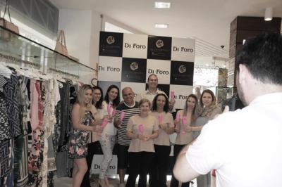 Lançamento Bloko Rosa Moda Feminina DIforo - Tubarão
