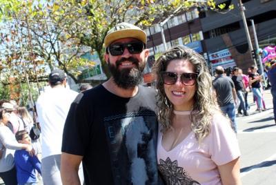 Galeto Solidário - Desfile Civico 7 de Setembro