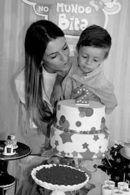 Aniversário de  Vicente 2 Anos