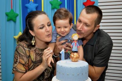 Aniversário de 1 ano Theo