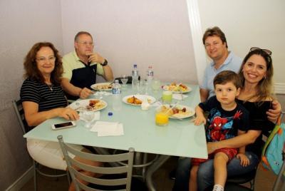 Restaurante Clube de Campo - Almoço de Domingo