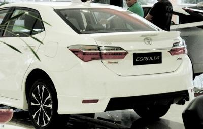 Lançamento 2018 novo modelo Toyota COROLLA