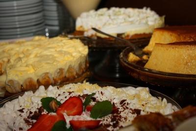 Céu da Boca Almoço especial dia dos Pais