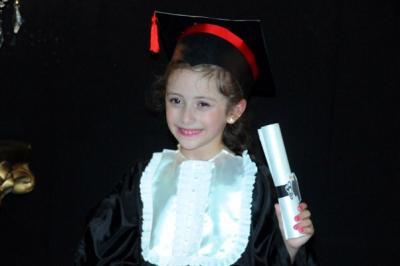 Formatura do Pré Escolar - CEI Portinha do Futuro