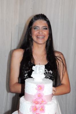 15 anos de Maria Karla