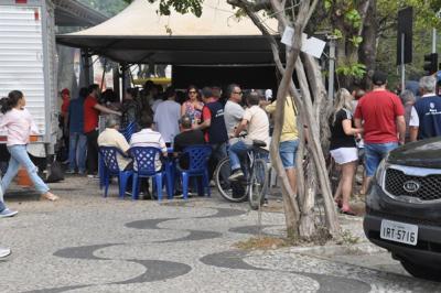 Galeto Solidário Rotary Club de Tubarão Sul 2017