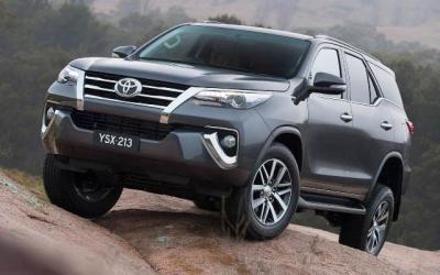 Lançamento Nova Hilux SW4 2016  Toyota - Mercosul Tubarão/SC