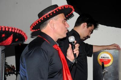 Aniversário Mexicano João Fernandes