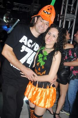 Festa do Vinil DJ Jeff no Absinto Halloween