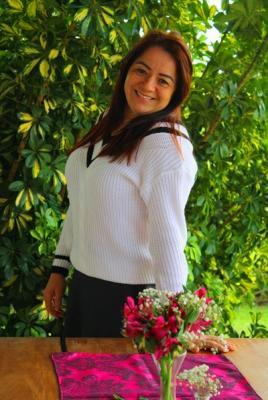 Aniversário de Maria Luiza