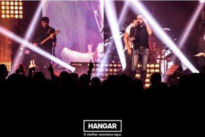 Show nacional Zezé de Camargo e Luciano na Hangar Eventos