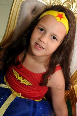 Aniversário de 5 anos Mariah