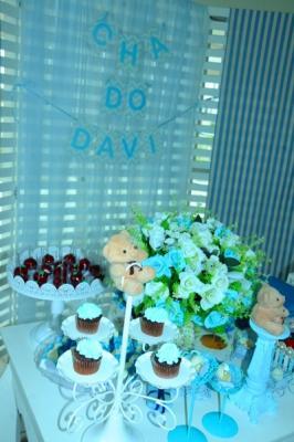 Chá do Davi - Mamãe Josy