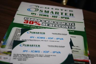 Inauguração Smarter isenções, seguros e consórcios