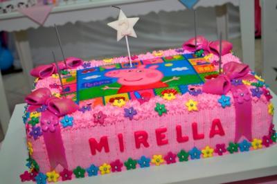 Aniversário de Mirella Bittencourt Galvani 2 aninhos