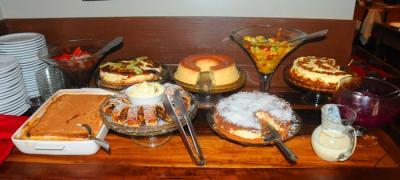 Céu da Boca Almoço especial  de domingo