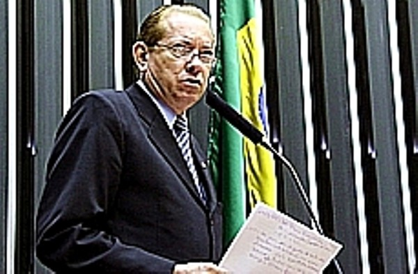Deputado Federal Edinho Bez (PMDB)