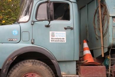 Duas vias serão interditadas para obras nesta quarta-feira (29) em Tubarão